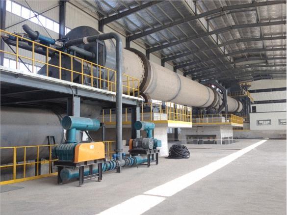 海源新型材料生产线
