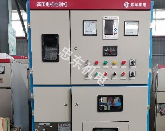 这里分享的是10点高压电机控制柜的结构特点,速来了解!