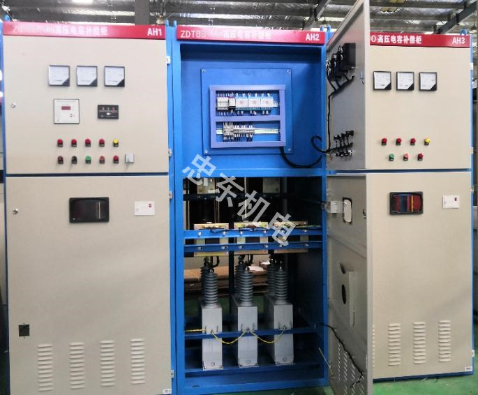 对于高压电容补偿柜如何正确接线,看看这2种方法!