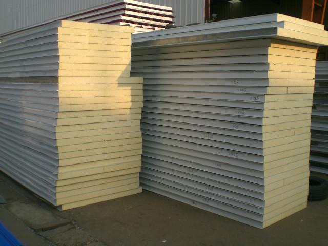 聚氨酯净化彩钢板销售