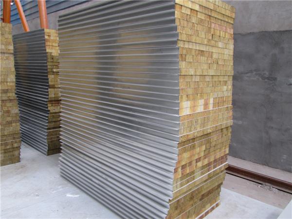 陕西岩棉彩钢板