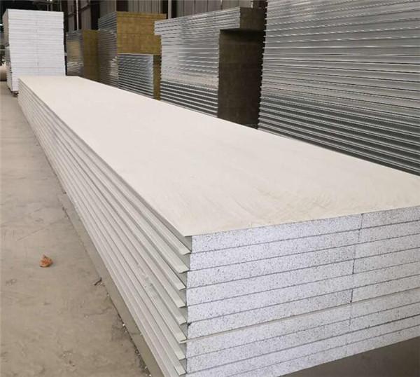西安硅岩彩钢板厂家