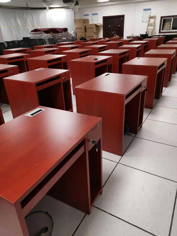 办公桌安装案例