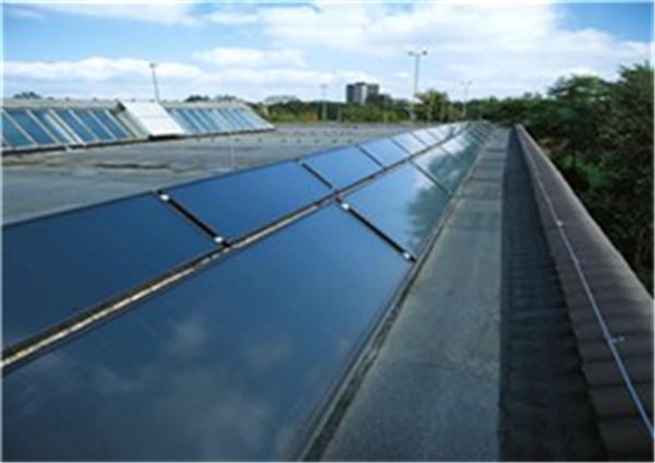 西安太阳能热水系统水不热是何原因?应如何解决?