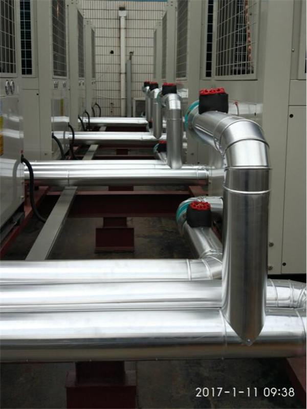 西安空气源热泵—武警工程大学