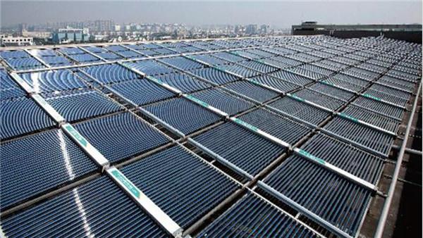 西安太阳能热水系统—长庆四净、五净