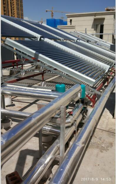 您知晓西安太阳能热水器该如何清洗吗?