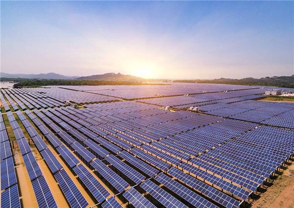 西安太阳能光伏电站