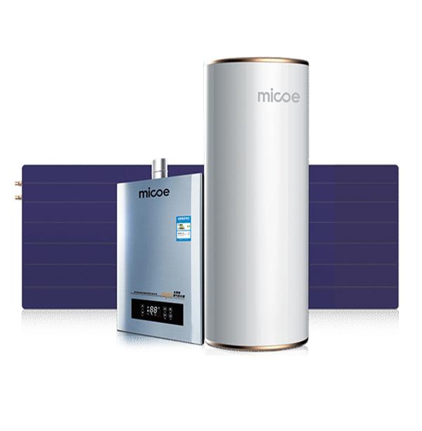 空气能热泵采暖VS空气能热水器,热水设备都有什么区别?