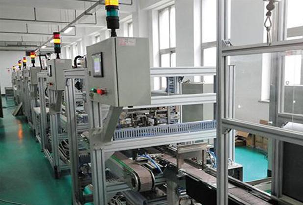 四川自动化流水线安装成功案例