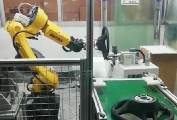 四川非标自动化机器人安装成功案例