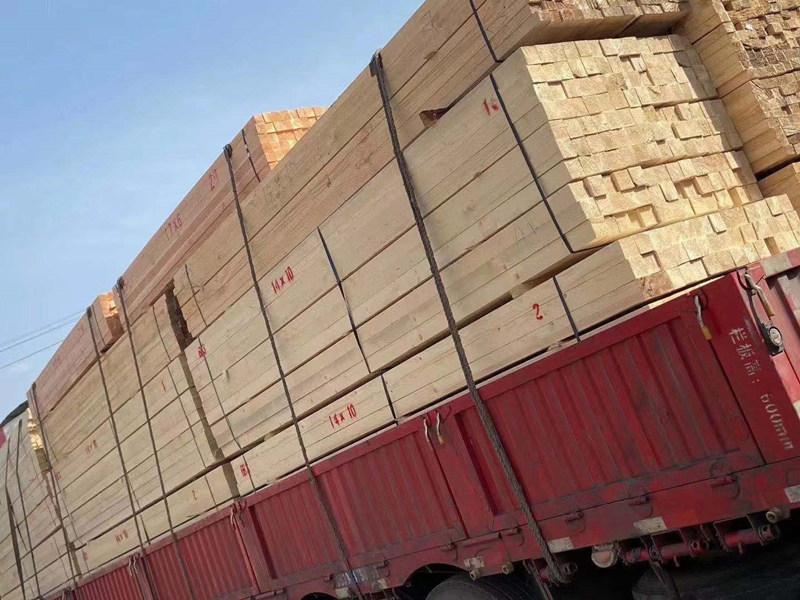 方木模板合作案例