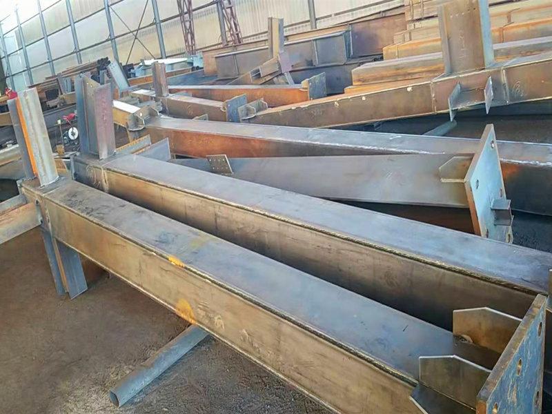 榆林异型钢结构厂家