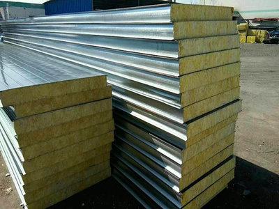 榆林彩钢岩棉板生产
