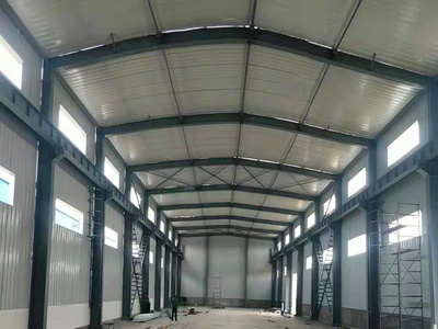 榆林钢结构安装