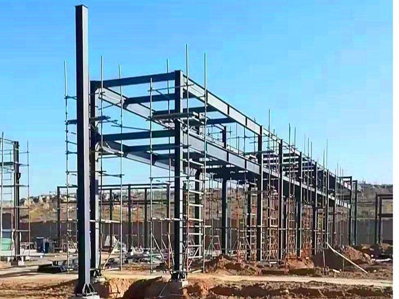 榆林网架钢结构施工