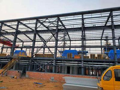 榆林钢结构施工