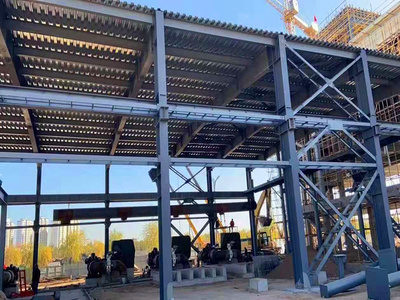榆林框架钢结构工程