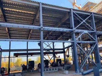 原来这就是榆林钢结构的工作流程,一起来看看