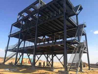 框架钢结构厂家
