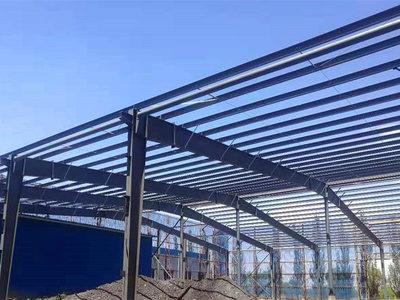 跟鑫天赐钢结构来了解榆林网架的加工质量要求吧