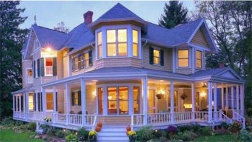 钢结构别墅的归类及风格