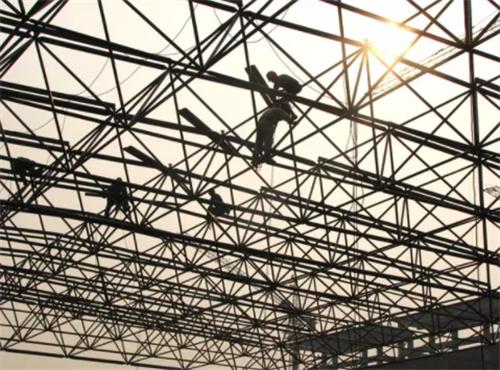 网架的三种工程施工方式
