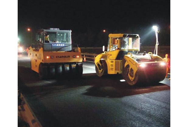 陕西沥青路面工程