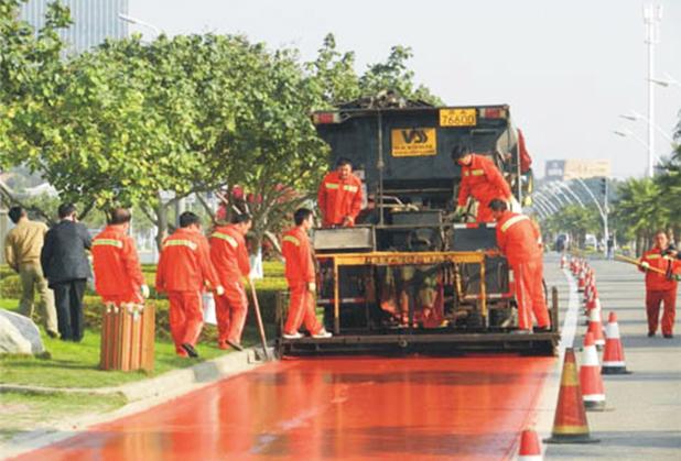 陕西公路沥青路面施工