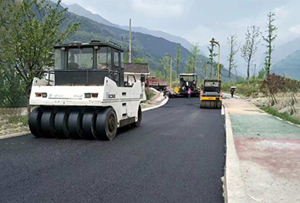 陕西沥青路面施工