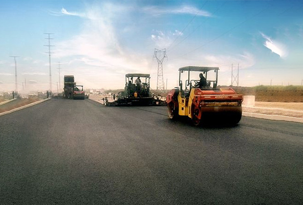陕西沥青混凝土路面