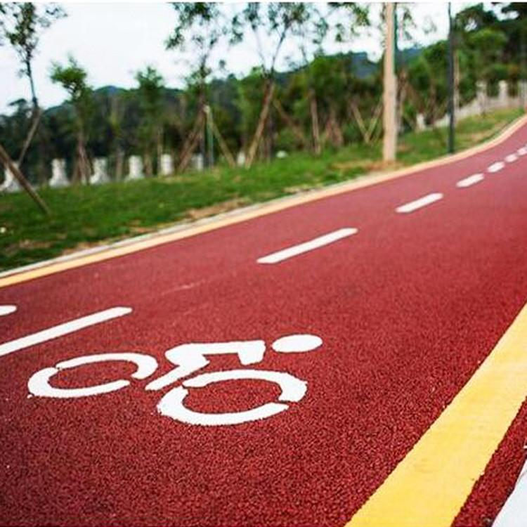 技术:陕西彩色沥青混凝土路面养护技术