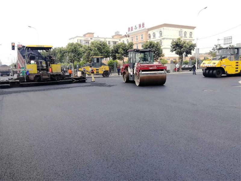 陕西沥青道路工程