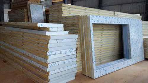 河南冷库板的异味应该如何去除呢?李松建筑材料告诉您方法