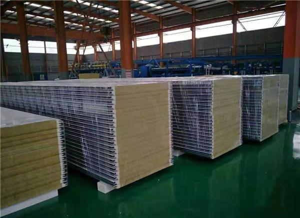 李松建筑材料厂房展示