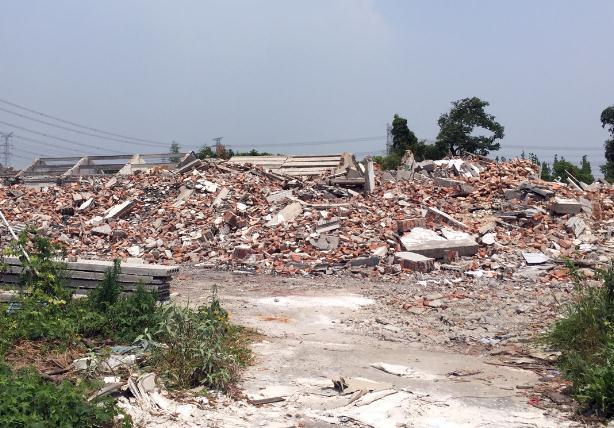 垃圾堆场封场整治项目检测