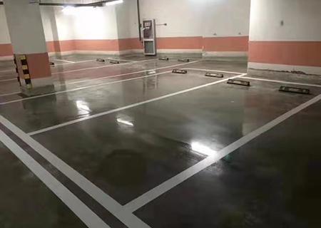 水泥地面翻新改造