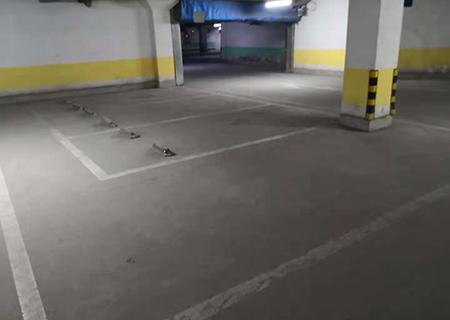 老旧地坪改造