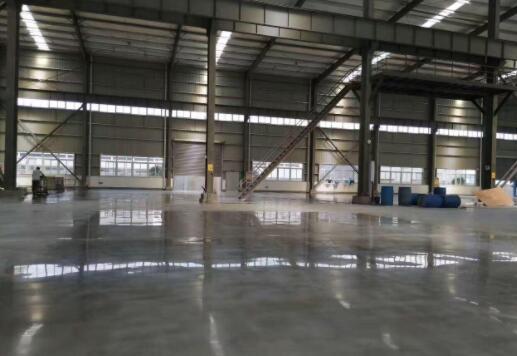混凝土固化地坪与普通地坪区别