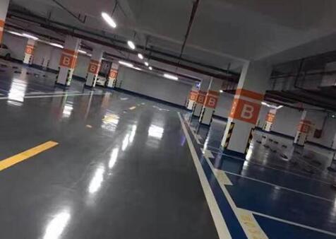 混凝土固化地坪和环氧树脂地坪之间有哪些不同