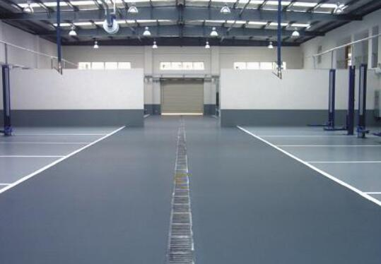 防滑耐磨地坪工程
