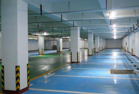 地下停车场铺设环氧地坪后有哪些优势