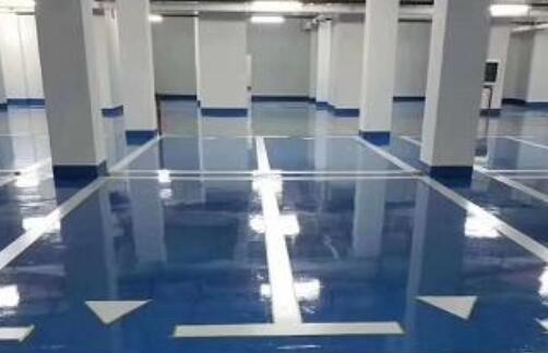 兰州环氧地坪涂料翻新施工方案