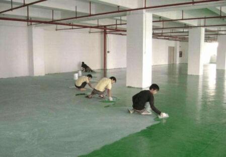 地坪老是起皮脱落可以试试水性地坪漆