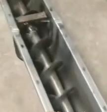 螺旋输送机产品生产