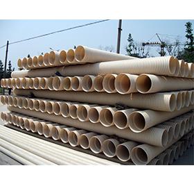PVC波纹管