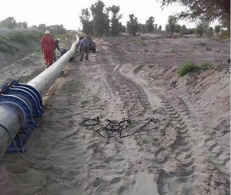 HDPE给水管案例