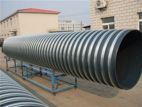 钢带增强排水管的用途有哪些你了解过吗?