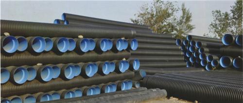 你知道HDPE双壁波纹管原材料要求和选购的标准吗?