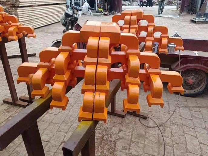 防腐木廊亭架